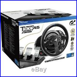 Thrustmaster T300RS GT edition Racing Wheel in excellent condition