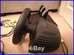 Thrustmaster TX TM 28 Leather Edition + T3PA Pedals Excellent Condition