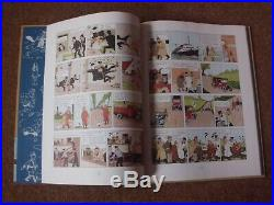 Tintin The Black Island Facsimile Edition 2008 Excellent condition
