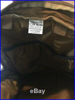 Tom Bihn Synapse 25 Guides Edition Black/Coyote- Excellent Condition used twice
