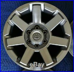 Toyota 4Runner TRD Trail Premium Edition OEM 17 Wheels Excellent Condition