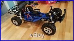 Traxxas Slash 2WD LCG Chad Hord Edition, With Upgrades, Excellent Condition