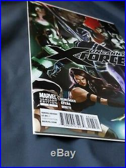 Uncanny X-force #1 Djurdjevic Variant Excellent condition LOOK