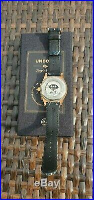 Undone x Simple Union Basecamp Limited Edition. Excellent condition