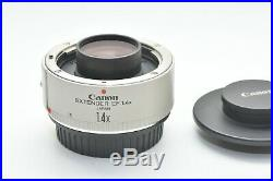 Used Canon Extender EF 1.4x Teleconverter Lens Excellent Condition version I