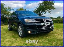 VW TOUAREG 3.0TDi V6 ALTITUDE EDITION (2013) EXCELLENT CONDITION AND SPEC