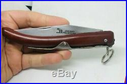 Vintage Okapi First Edition Knife Made In Germany Rare Find excellent condition