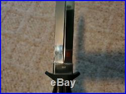 Vintage limited edition Al Mar Knife Shadow IV 57/200 In Excellent Condition