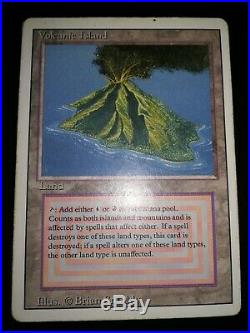Volcanic island, revised edition, excellent condition