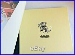 WES LANG Picture Box Hardcover Dust Jacket First Edition Excellent Condition