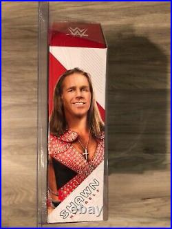 WWE Elite Ultimate Edition Shawn Michaels New! MOC! Excellent Condition! HBK DX