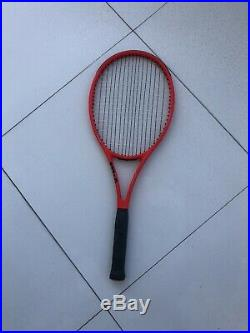 Wilson Pro Staff RF97 Autograph Laver Cup Edition Red 4 1/2 -Excellent Condition