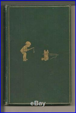 Winnie The Pooh 1926 RARE 1st Edition, 1st Printing in Excellent Condition