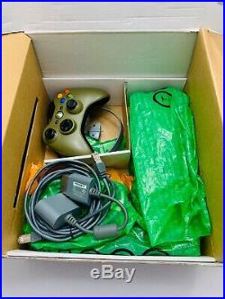Xbox 360 Halo 3 Special Edition Console. Excellent Condition! Tested And Works