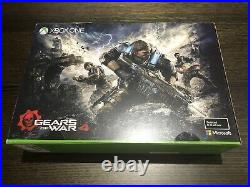 Xbox One S Gears of War 4 Limited Edition 2TB Console RARE Excellent Condition