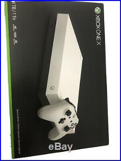 Xbox one x limited edition 1TB Excellent Condition