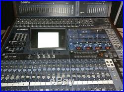 Yamaha 02R96 Version 2.0- Digital mixer-Excellent condition With All Options