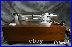 Yamaha GT-2000L Turntable Woodgrain Plinth Version In Excellent condition