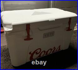 Yeti Tundra 45 Hard Cooler COORS Limited Edition RARE Excellent Condition