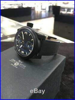 Zodiac Pilot Aviator ZMX-04 Limited Edition Watch EXCELLENT CONDITION